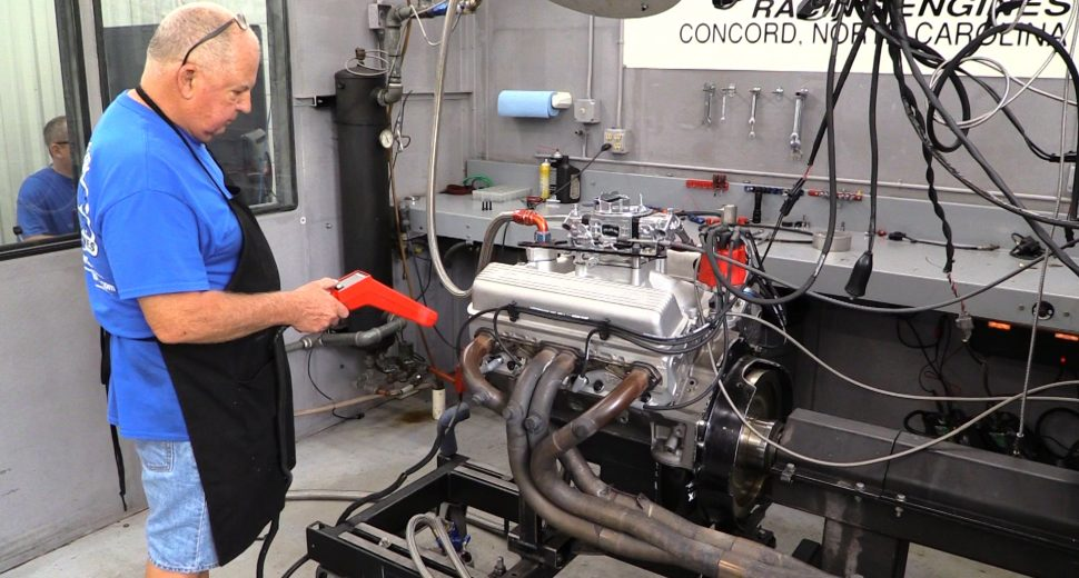 Chevy Makes an Easy 550+ Horsepower on the Dyno