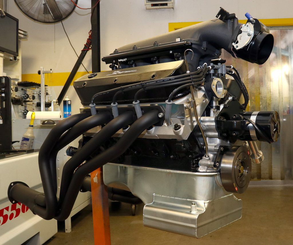 Prestige Motorsports built 302 Ford race engine