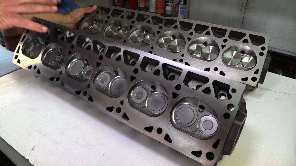Jeep 4.0 Cylinder Heads