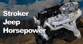 Jeep Straight Six Stroker Build: Big Power on a Budget