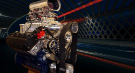 Building a Massive 572 Cubic Inch Hemi — With a Giant Blower on Top