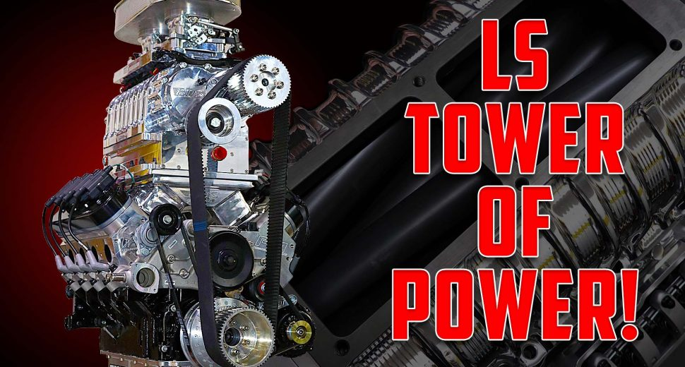 Sticking a Giant Roots Blower on a Big Inch LS3